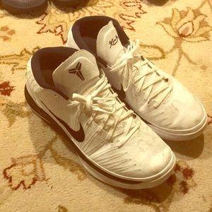 Kobe AD TB Promo White Basketball Shoes
